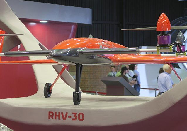 Un tiltrotor VRT30