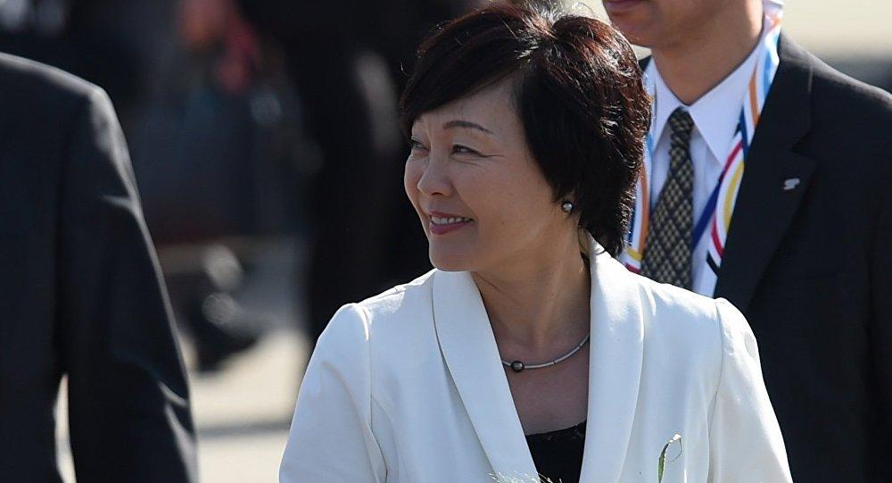 La première dame du Japon fait croire à Donald Trump qu'elle ne parle pas anglais