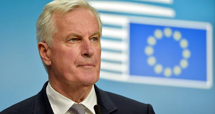 Michel Barnier. Archive photo