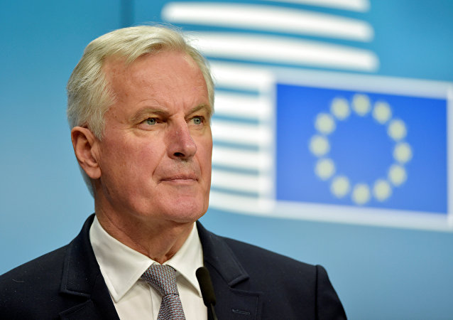 Michel Barnier. Archive photo