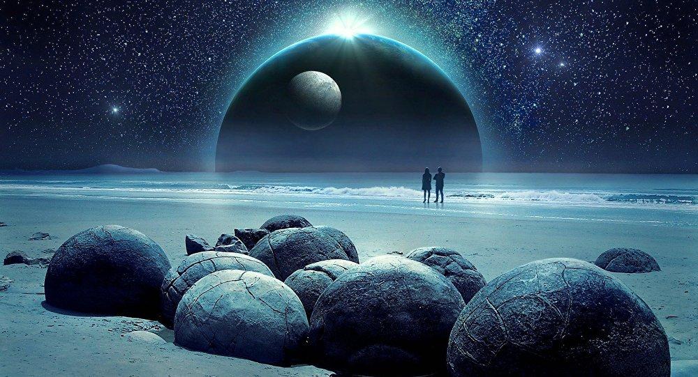 Le gouffre de l'Univers nous observe-t-il?