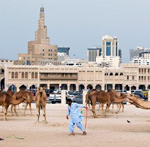 Doha, la capitale du Qatar