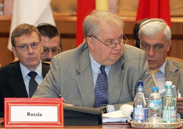 L'ambassadeur russe aux USA, Sergueï Kisliak