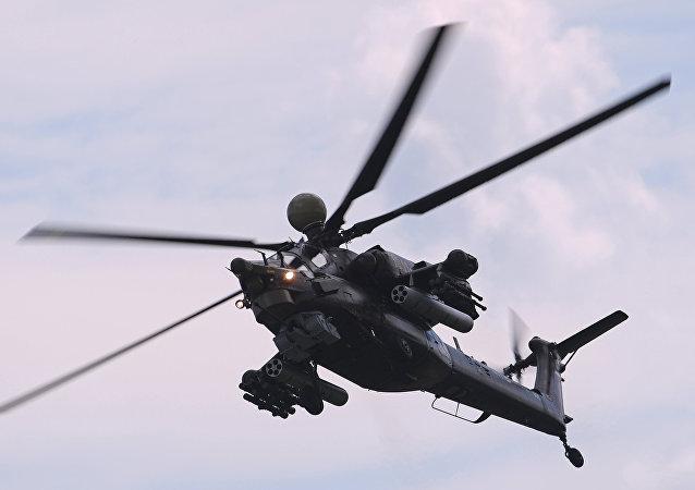 Un Mi-28NM