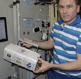 Le premier satellite russe fabriqué grâce à l'impression 3D, Tomsk-TPU-120