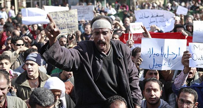 L'Egypte envahie par les manifestants