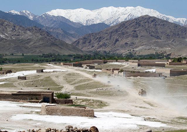 Province afghane de Nangarhâr