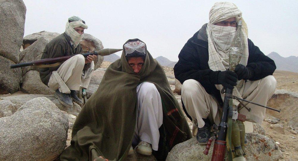 Des Talibans* en Afghanistan