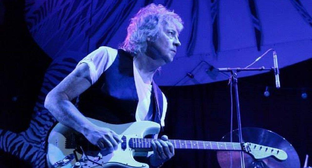 Yann Benoist, guitariste de Space