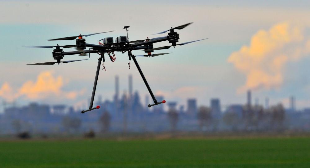 Drone, image d'illustration