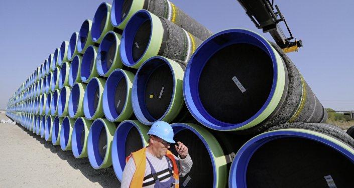 Les lobbyistes européens se battent pour le Nord Stream 2