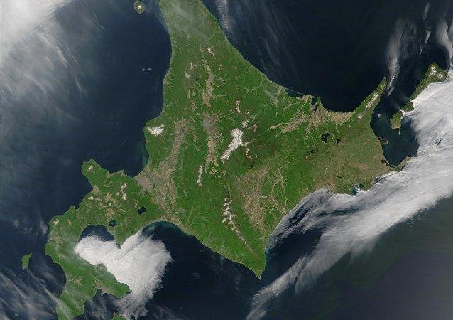 Hokkaido, Japon