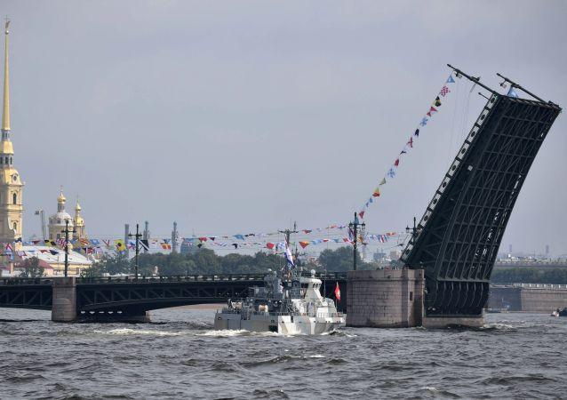 Saint-Pétersbourg remporte l'«Oscar du tourisme»