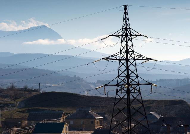électricité, image d'illustration