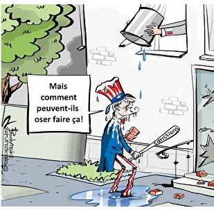 755 diplomates US devront quitter le sol russe, Washington réagit