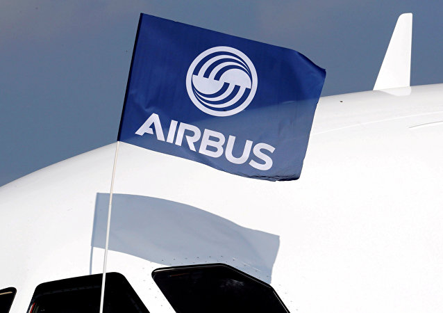 Airbus Group flag
