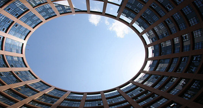 Bâtiment du parlement européen