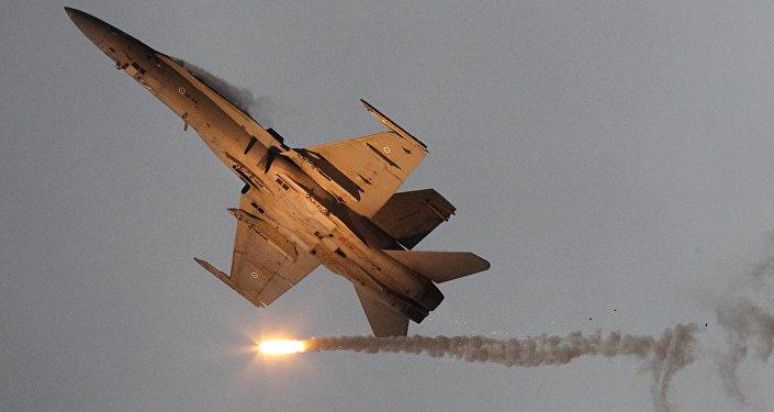 Un avion de chasse espagnol tire un missile par erreur — Estonie