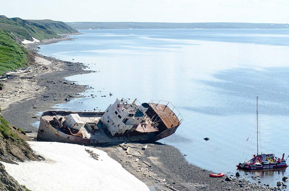 La région polaire russe vue par des explorateurs