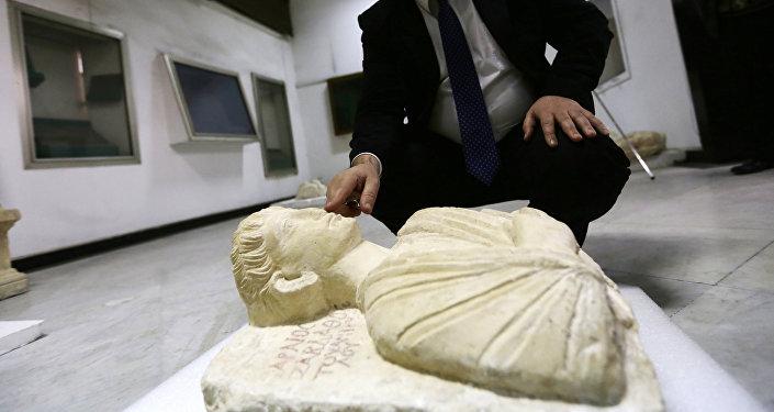 le Musée national de Damas