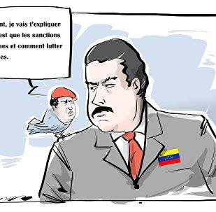 Sanctions US contre Maduro: le pétrole vénézuélien finalement épargné