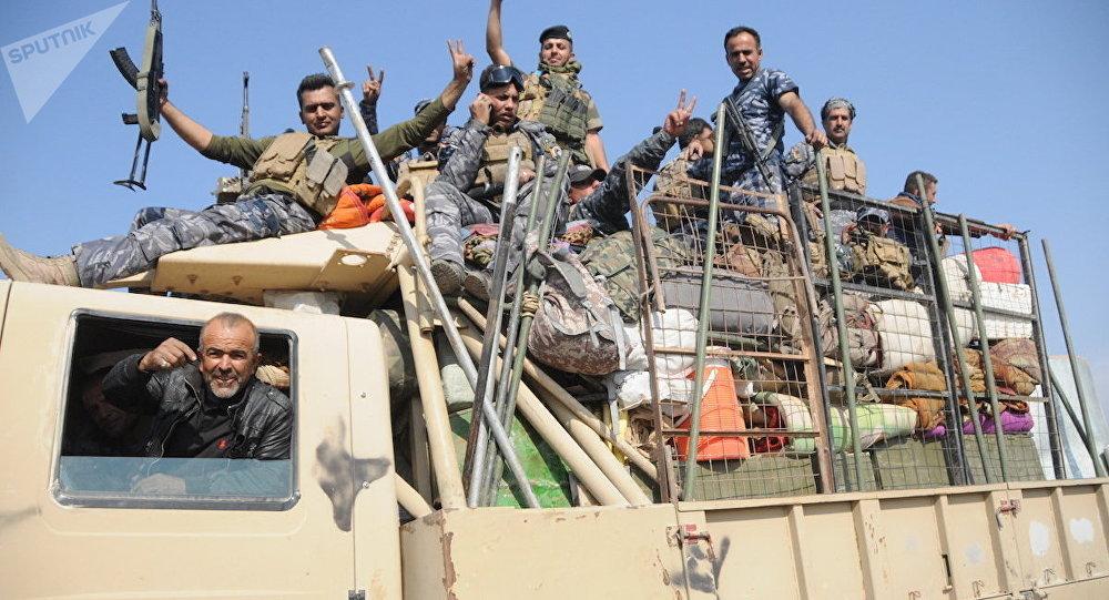 Les habitants de Mossoul joignent les Peshmergas pour lutter contre Daech