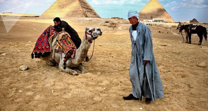 Une découverte spectaculaire faite dans la plus ancienne pyramide d'Egypte (image d'illustration)