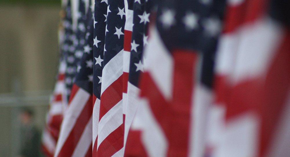 Las banderas de EEUU