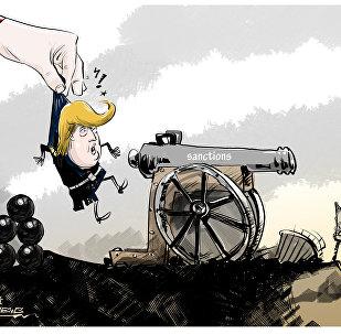 Trump signe la loi sur les sanctions antirusses