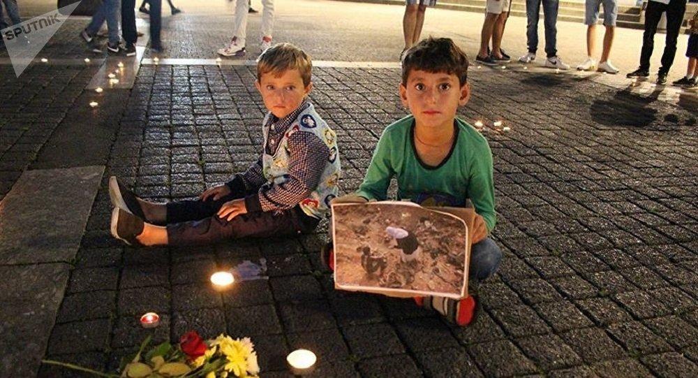 Jour de deuil des Yézidies