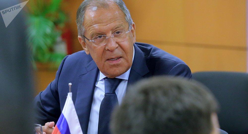 Rencontre Lavrov-Tillerson à Manille