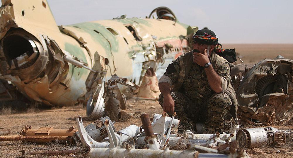Mars sanglant: un nombre record de civils tués en Iraq et en Syrie par la coalition US
