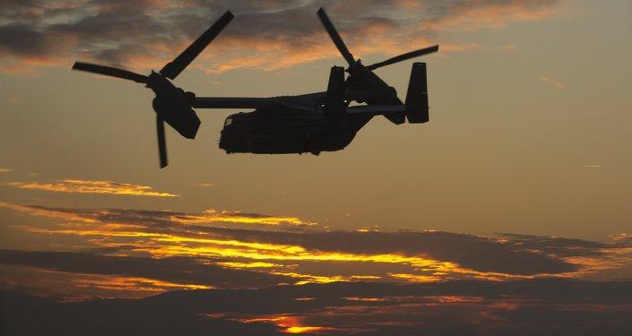 Bell V-22 Osprey du Corps des Marines