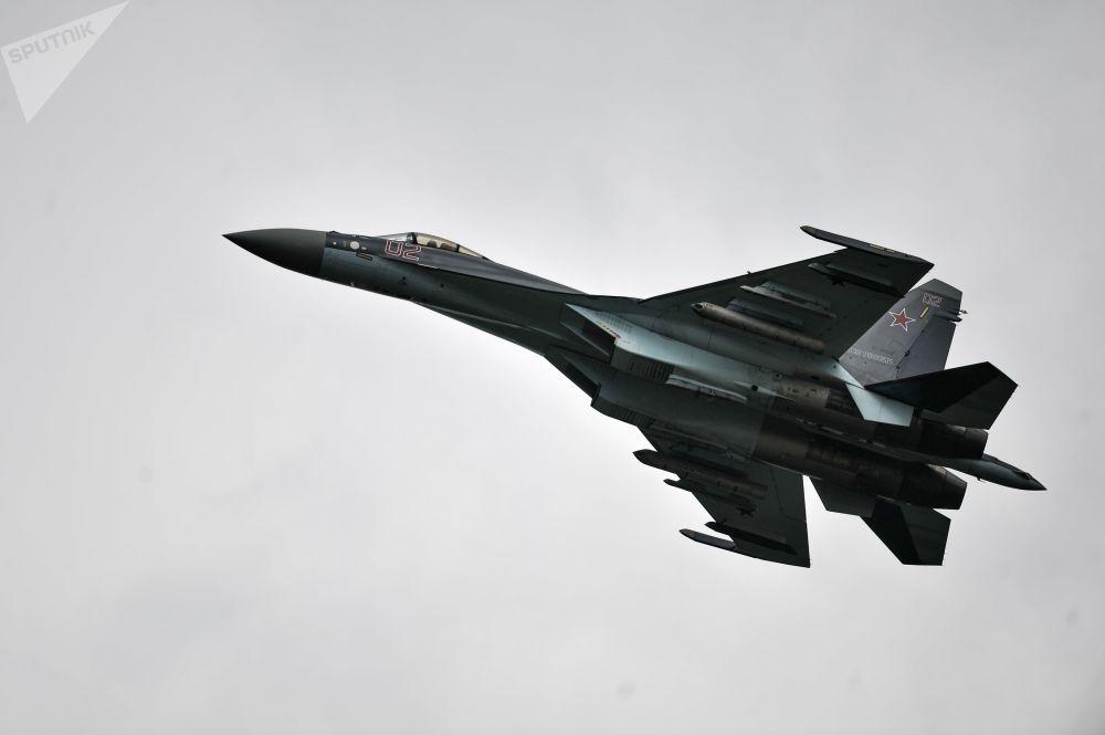 L'avion Soukhoi Su-35