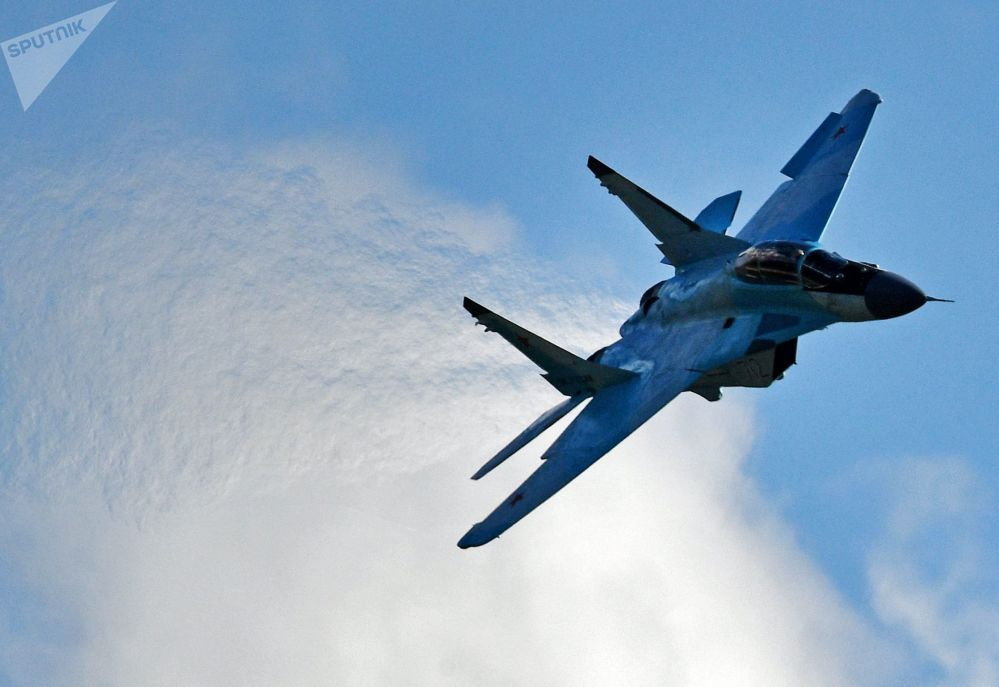 Le chasseur multirôles MiG-35