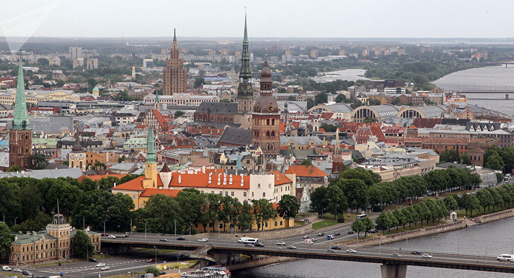 Riga. Lettonie