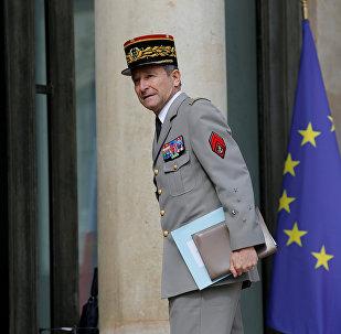 le Général Pierre de Villiers