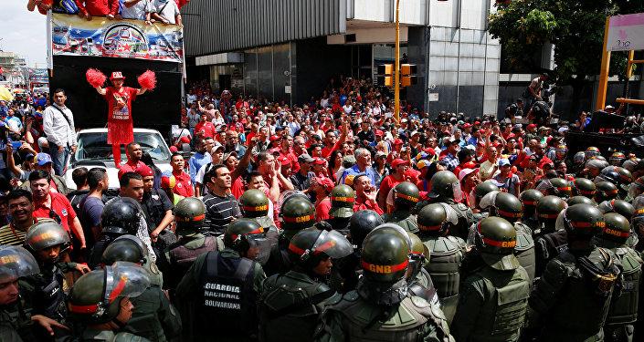 Le fils de Maduro menace Trump de «prendre la Maison-Blanche» en cas d'attaque à Caracas