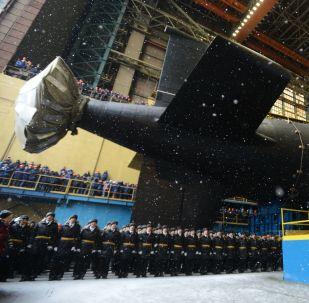 Un sous-marin nucléaire russe (image d'illustration)