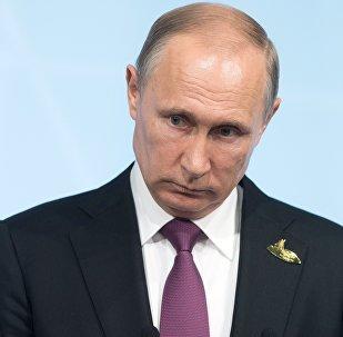 Poutine constate l'ingérence des médias étrangers dans les affaires intérieures russes