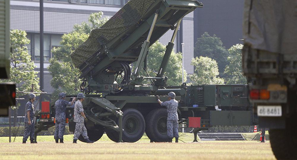 Un système de missiles Patriot