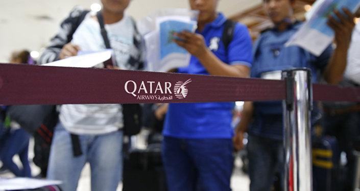 Crise du Golfe: Le Qatar bloque des avions saoudiens