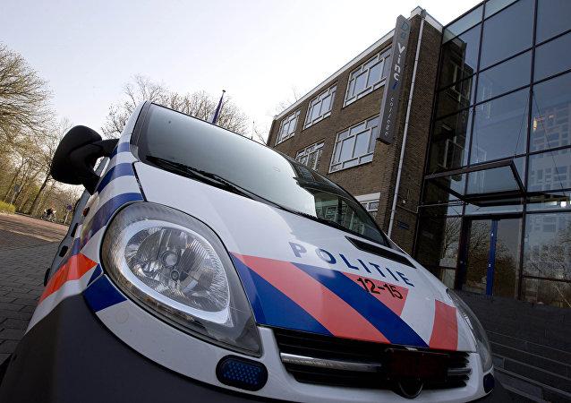 Police néerlandaise, image d'illustration
