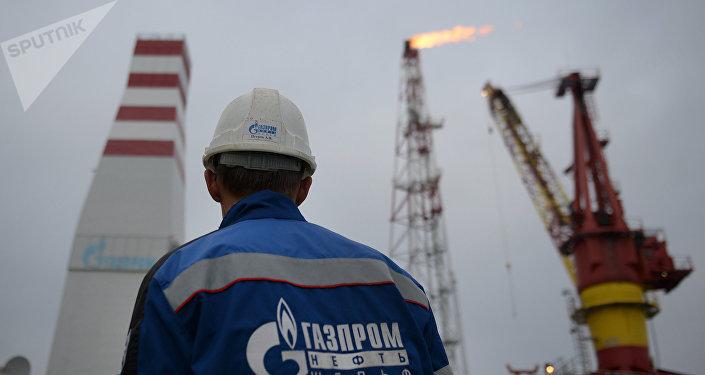 Gazprom détrône son concurrent américain
