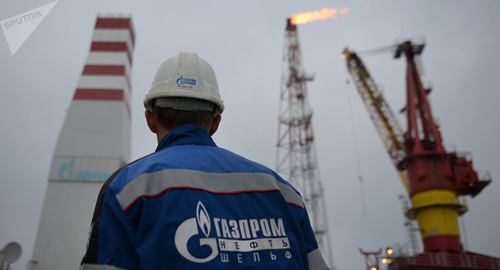 Nouveau record d'exportations en Europe pour Gazprom