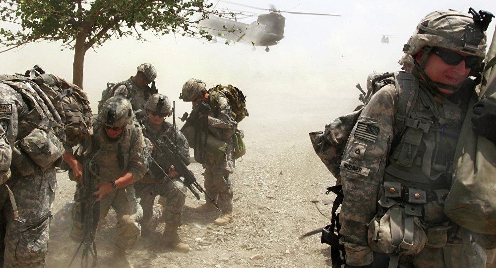 11'000 soldats américains stationnés en Afghanistan