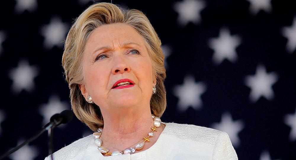 Hillary Clinton (archives photo)