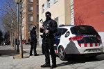 Les mossos d'esquadra, image d'illustration