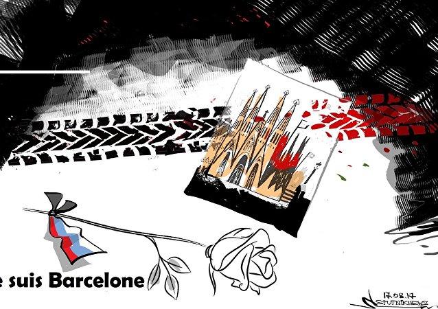 Je suis Barcelone