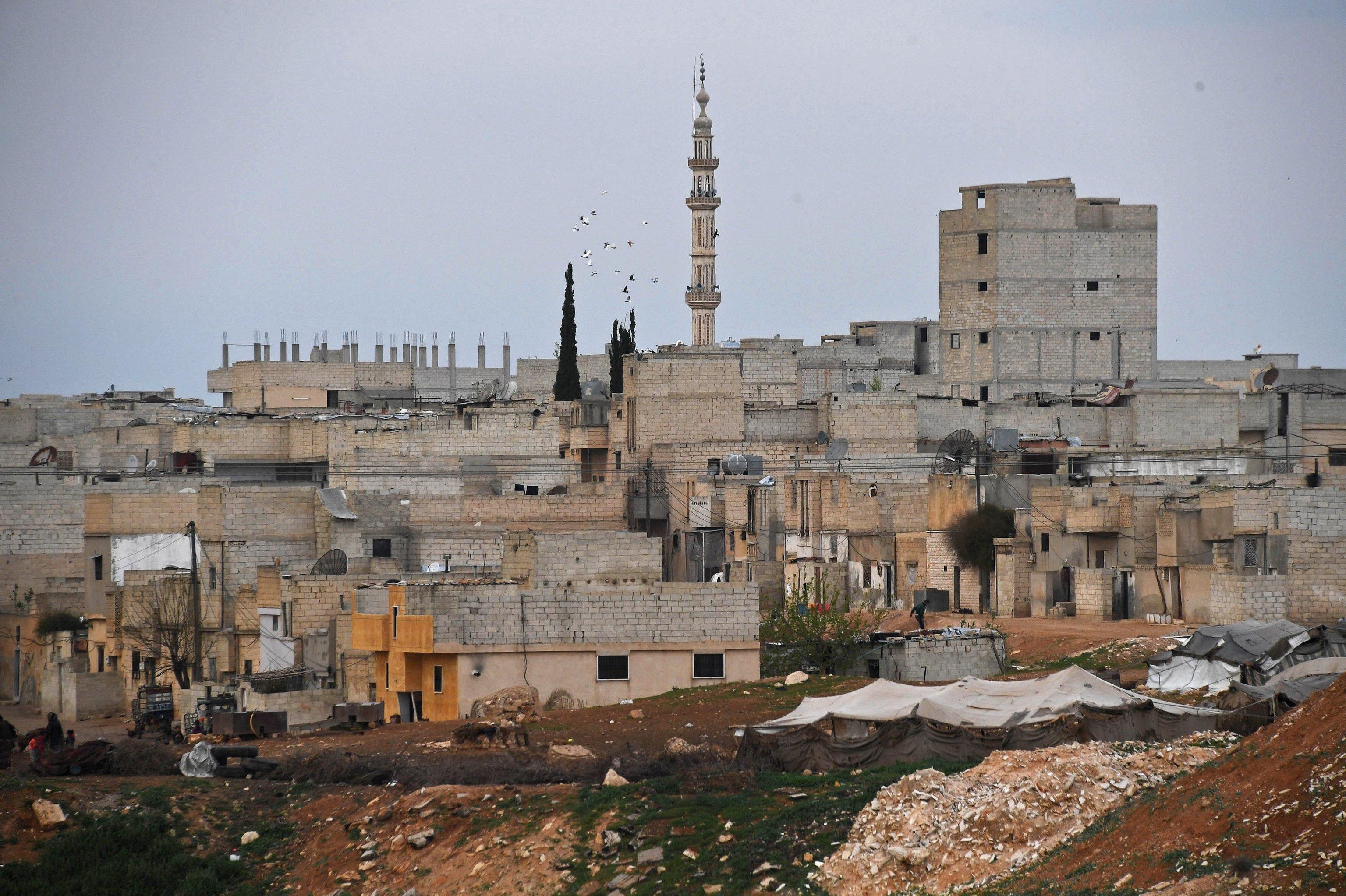 Au début de l'automne 2015, la guerre civile en Syrie dure déjà depuis quatre ans.